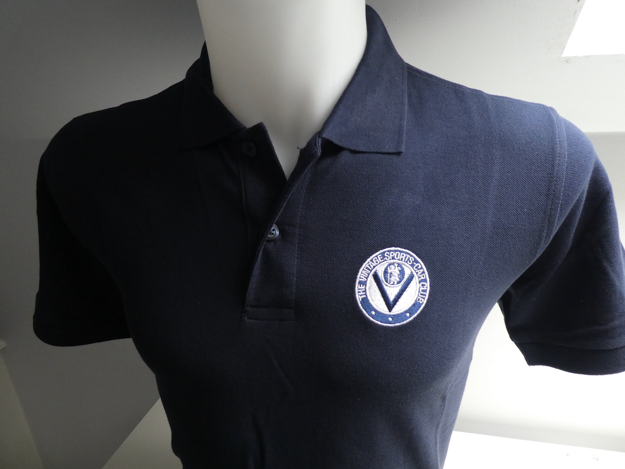 Polo Shirt - Navy cover
