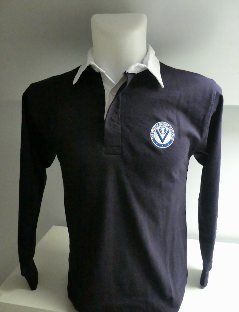 Rugby Shirt - VSCC Logo cover