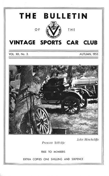 African Adventure, Prescott, Rochdale Rally, Rare Types No.1 La Majestuese. cover