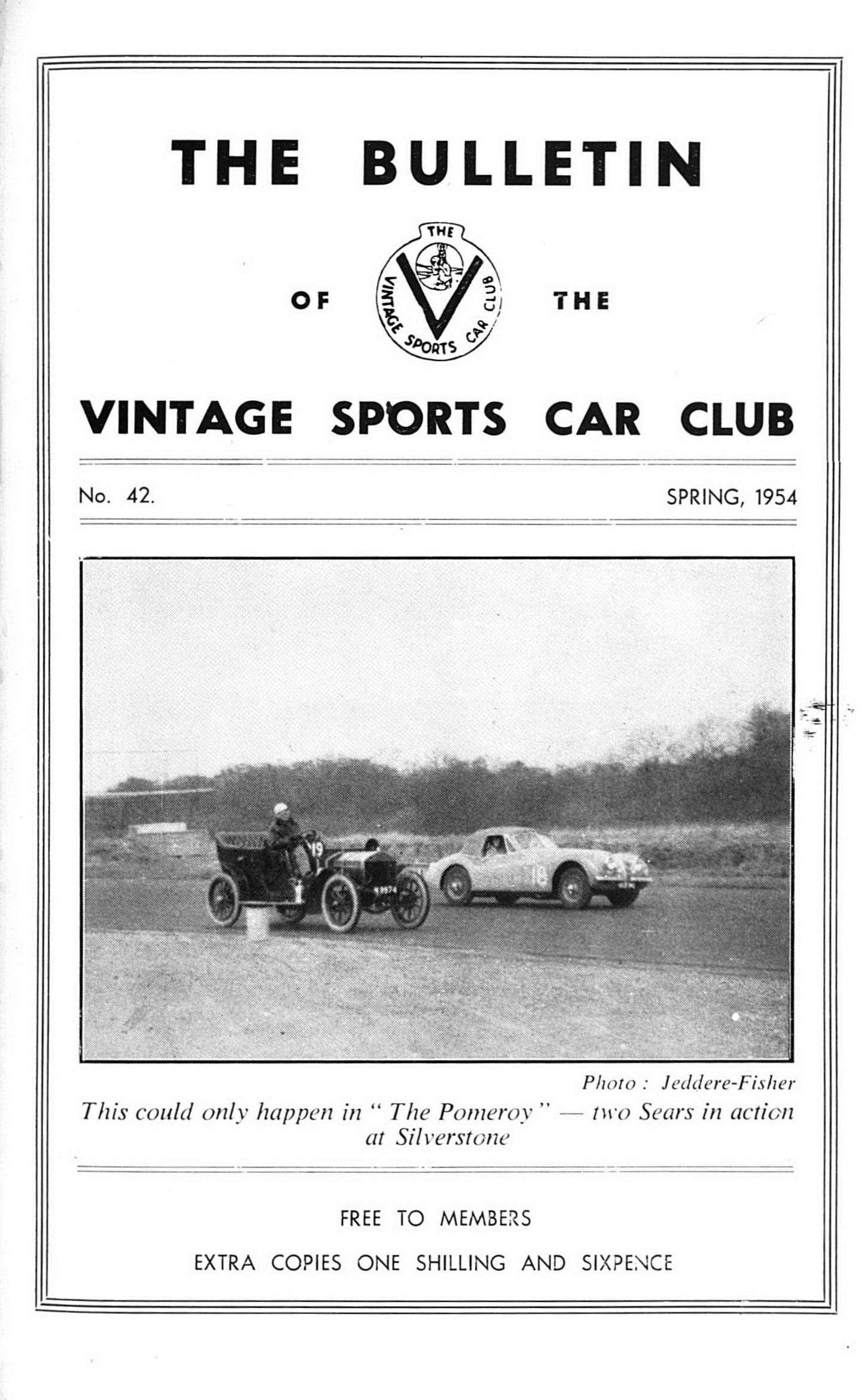 G. N. Memories, Southport Rally, Measham, 12/50 Abroad, Slough Rally. cover
