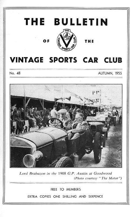 Club Comes of Age, Talyllyn Meirionydd, Goodwood 21st. Birthday Party, Prescott cover
