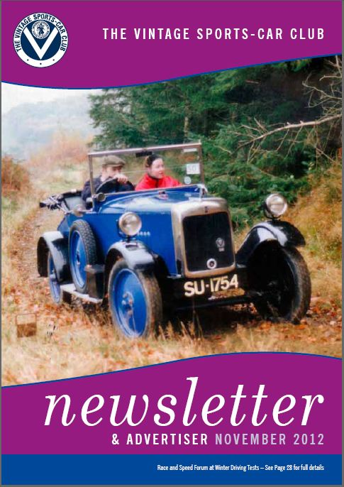November_2012_Newsletter_Cover