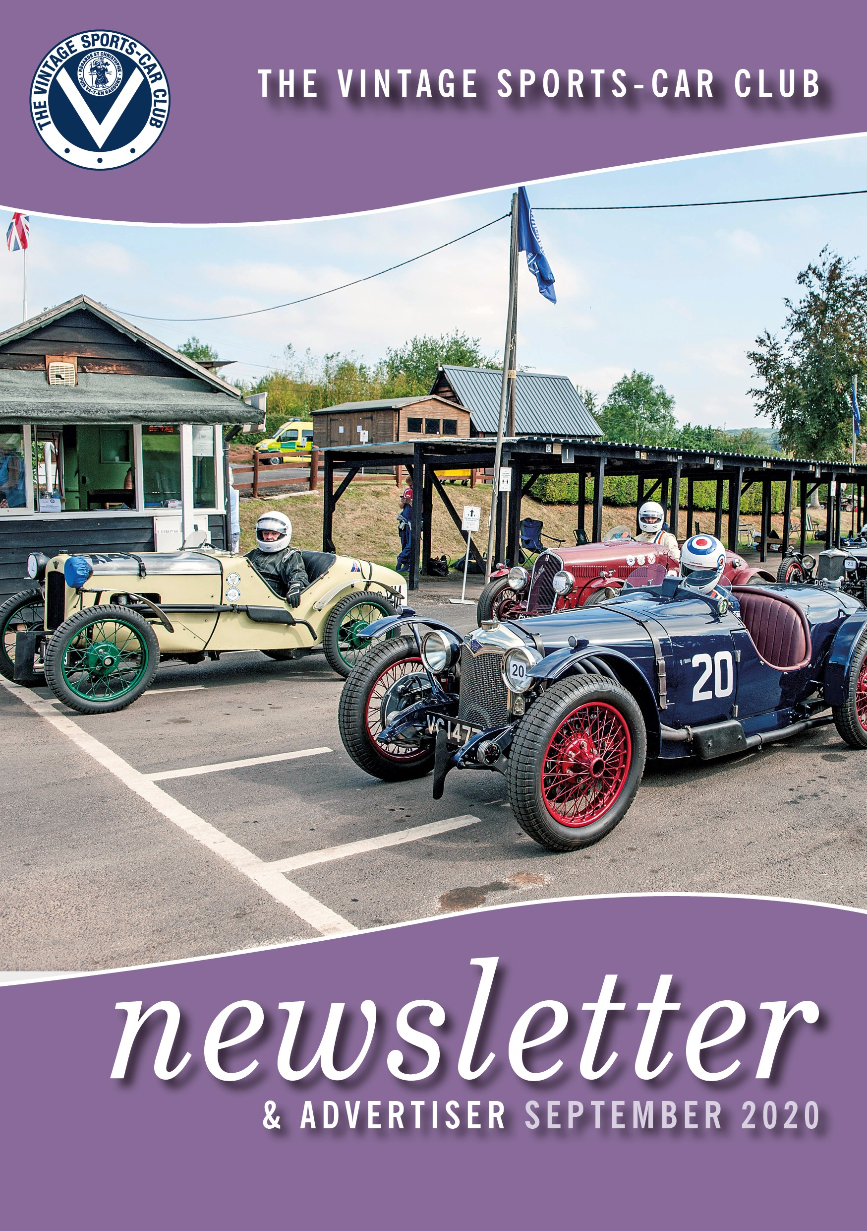 September Newsletter Now Available cover