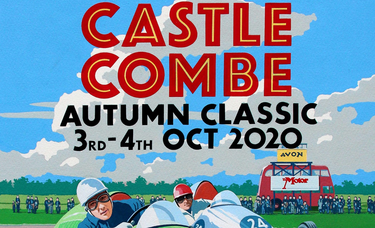 VSCC At Castle Combe cover