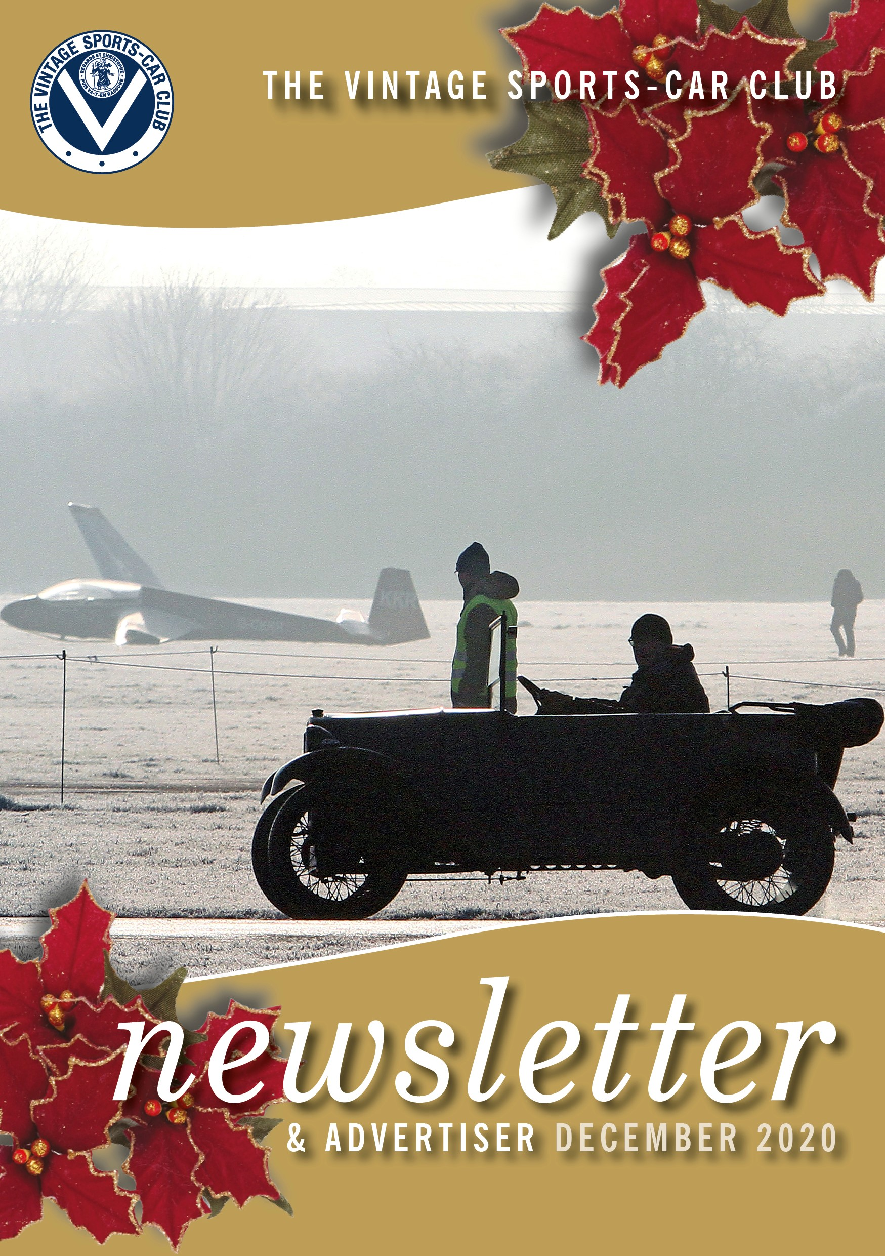 December Newsletter Now Available cover