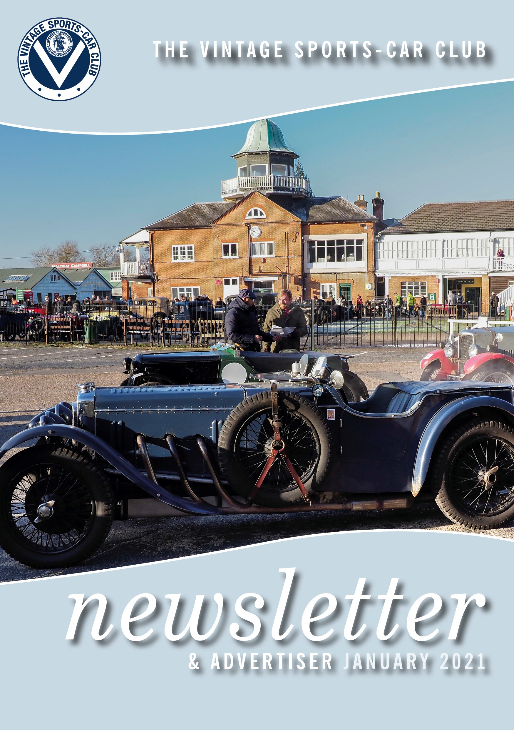 January 2021 Newsletter Now Available cover