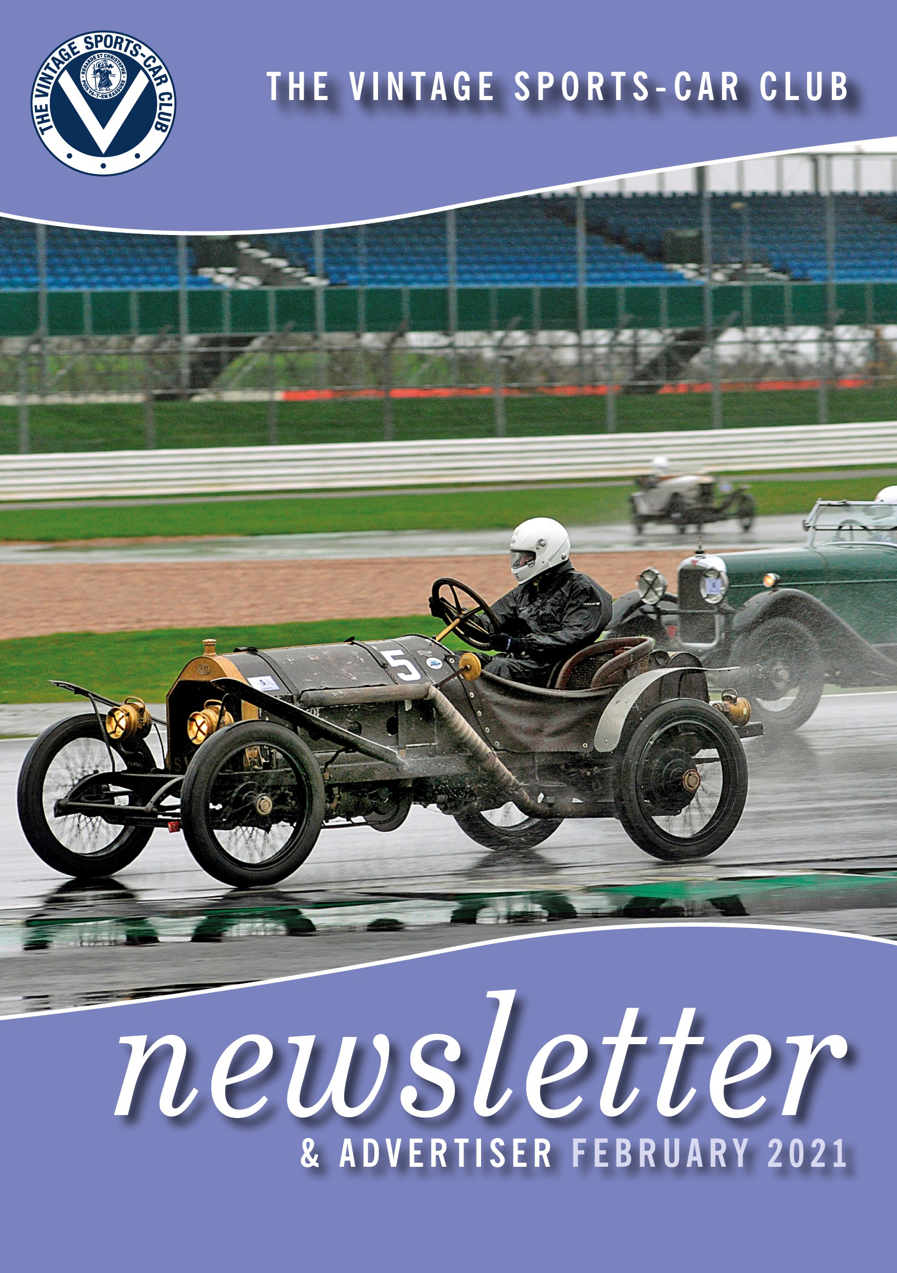 February 2021 Newsletter Now Available to Download cover