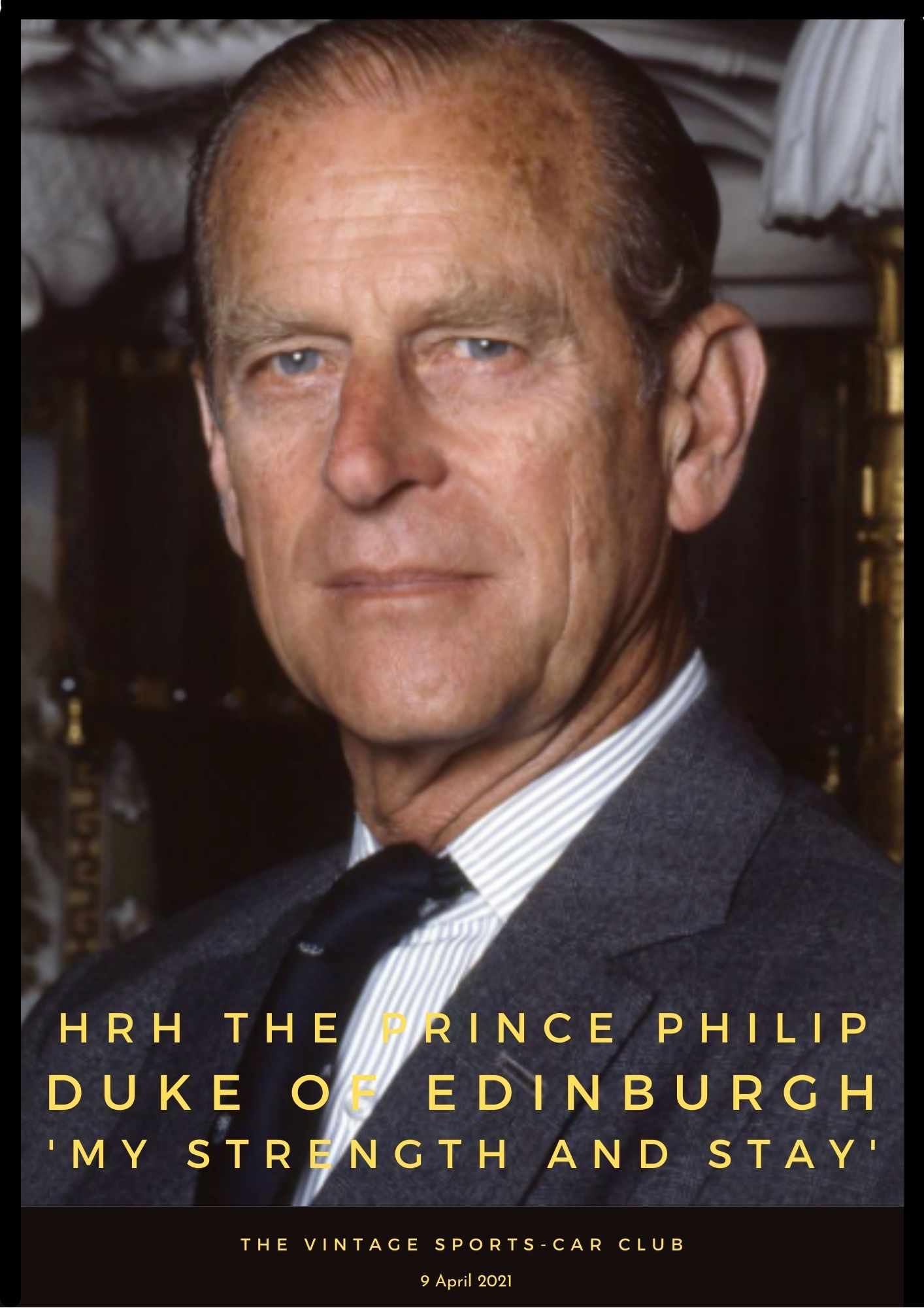 HRH The Prince Philip, Duke of Edinburgh cover
