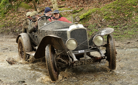 VSCC Exmoor Trial 2021 cover