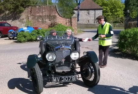Rallying Returns to the VSCC Calendar with The Summer Rally on 24th July 2021, near Liphook Hampshire cover