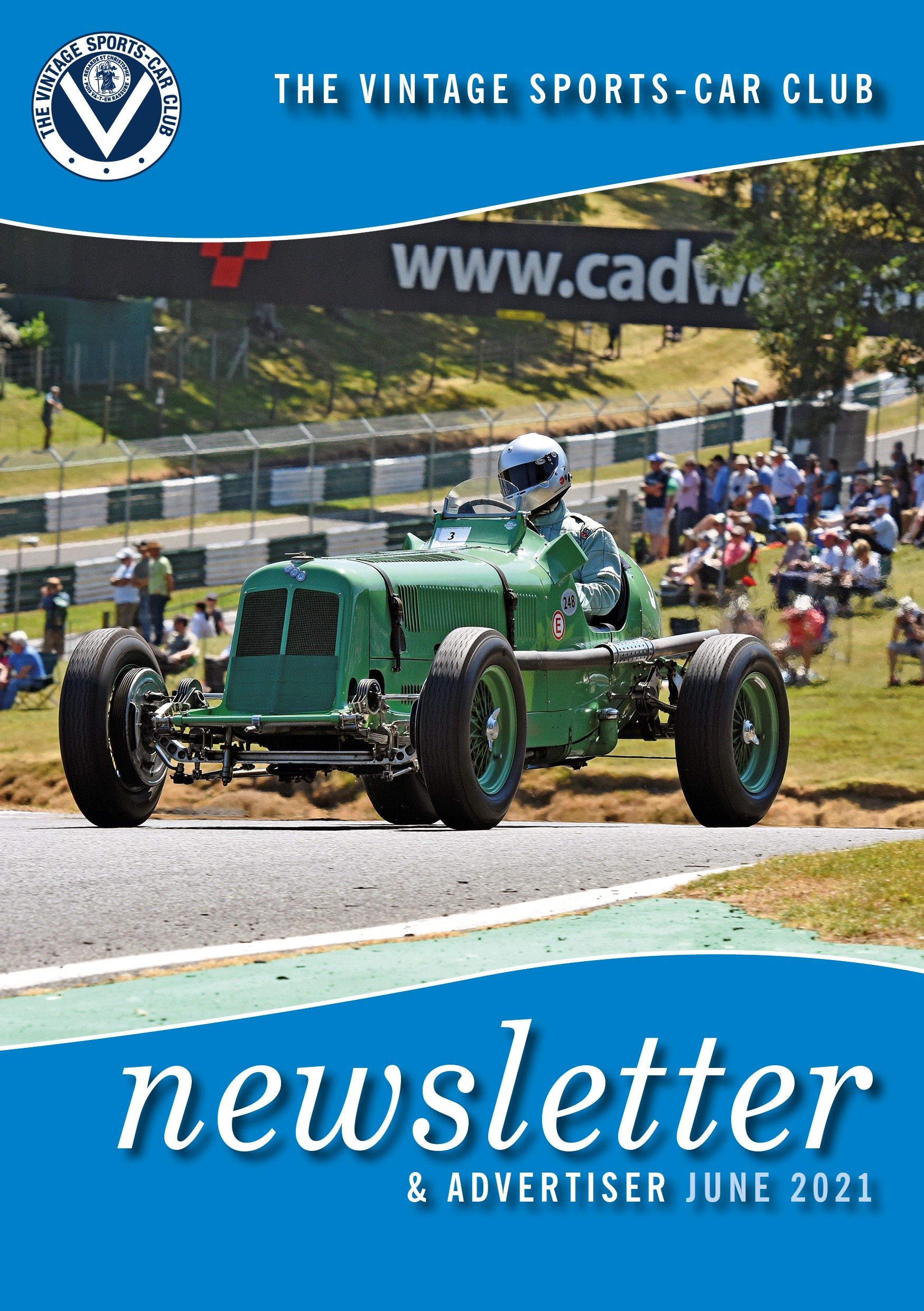 June 2021 Newsletter Now Available cover