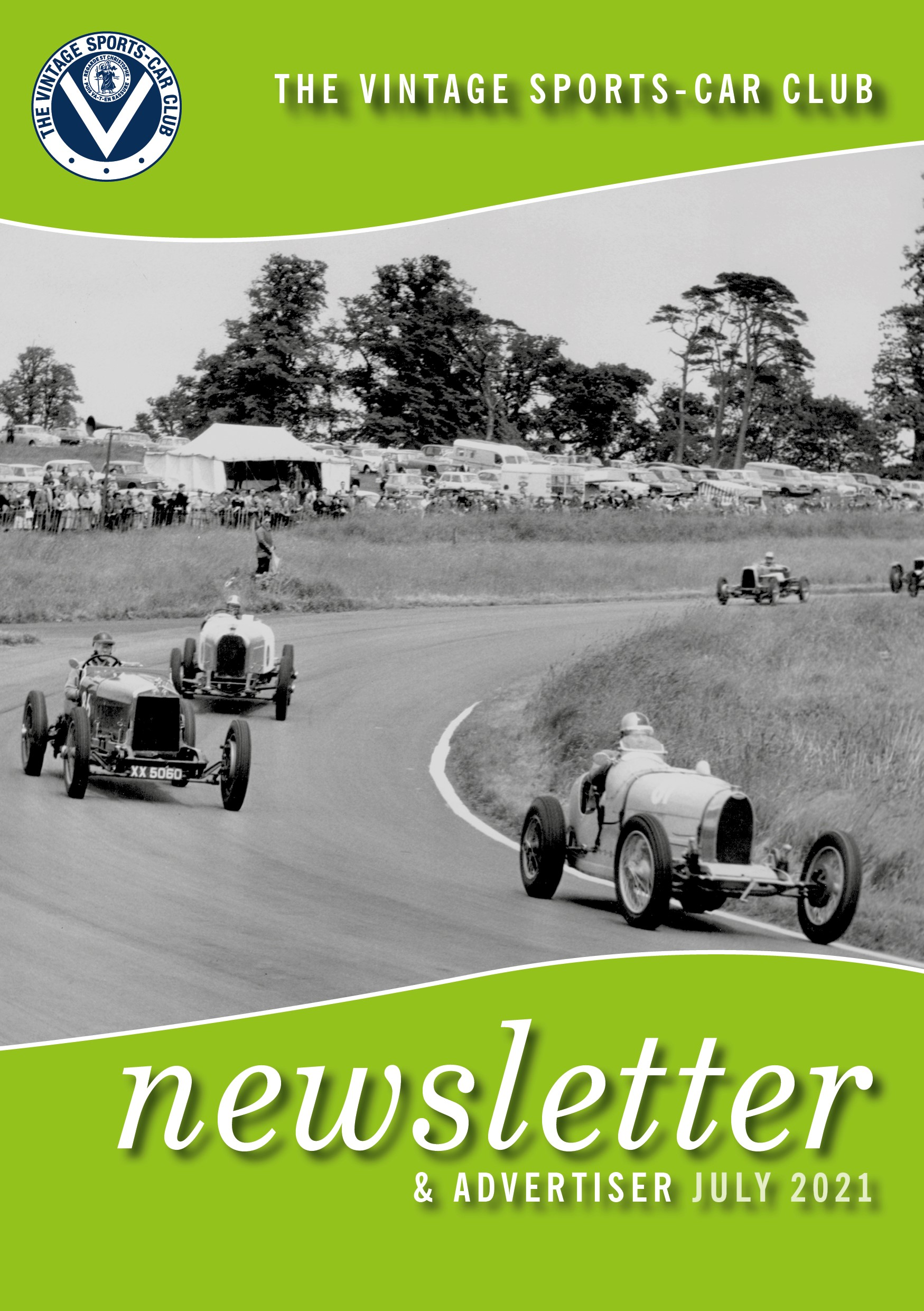 July 2021 Newsletter Now Available cover