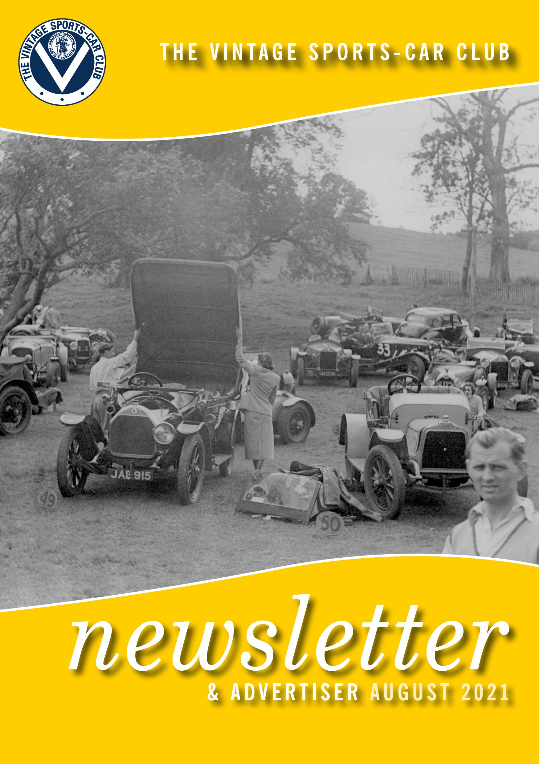 August 2021 Newsletter Now Available cover