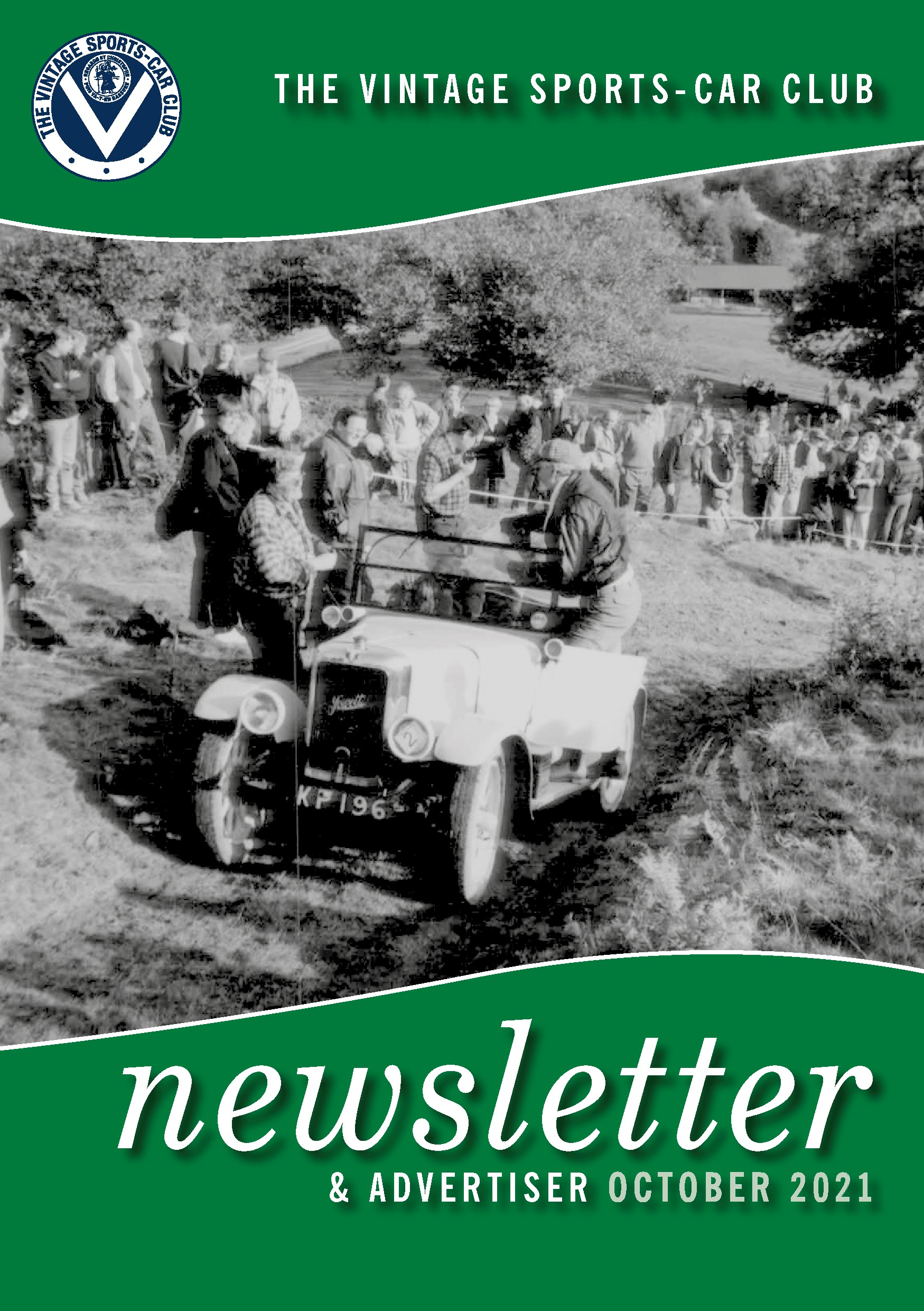 October 2021 Newsletter Now Available cover
