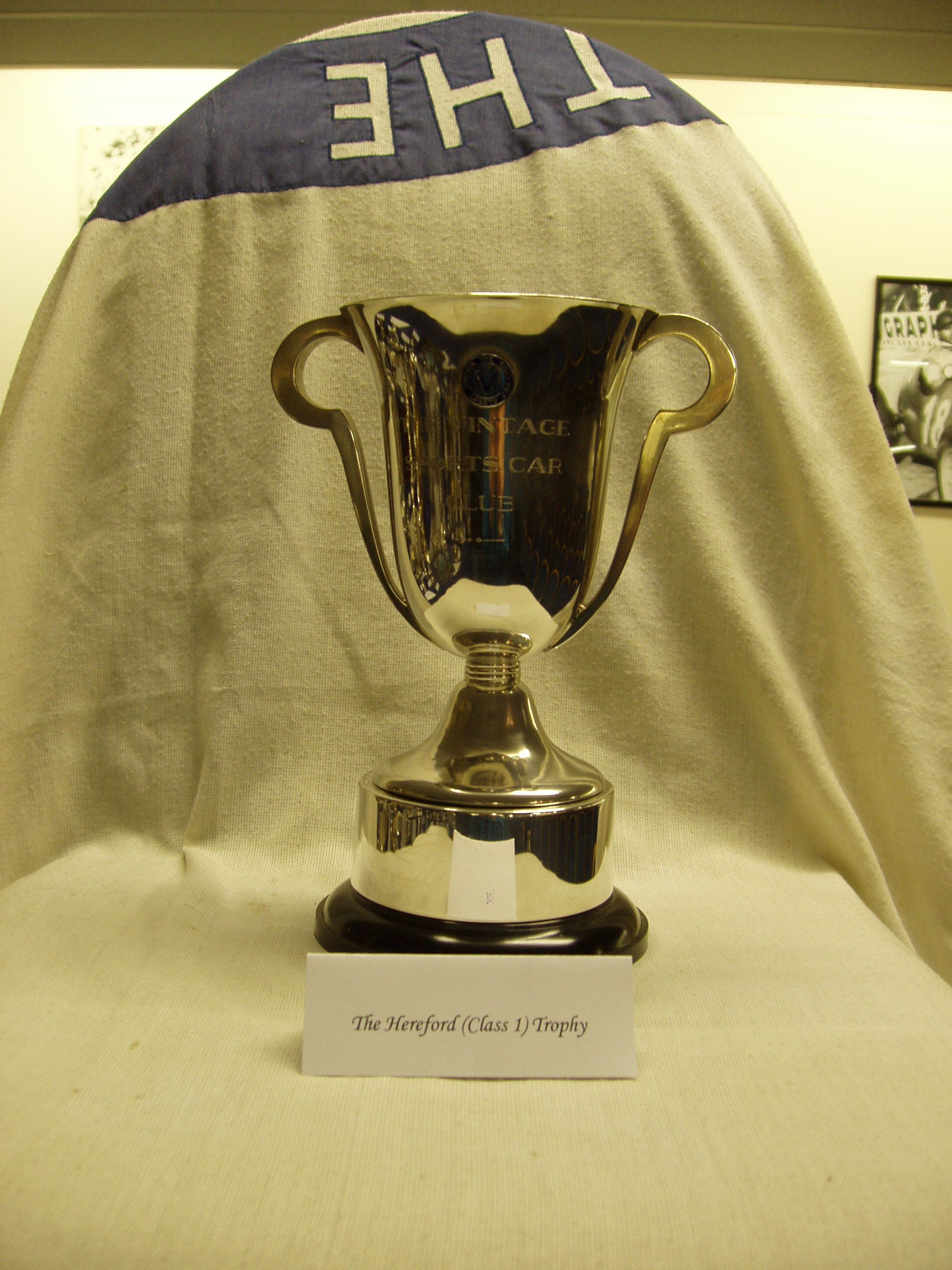 HEREFORDSHIRE TROPHY cover