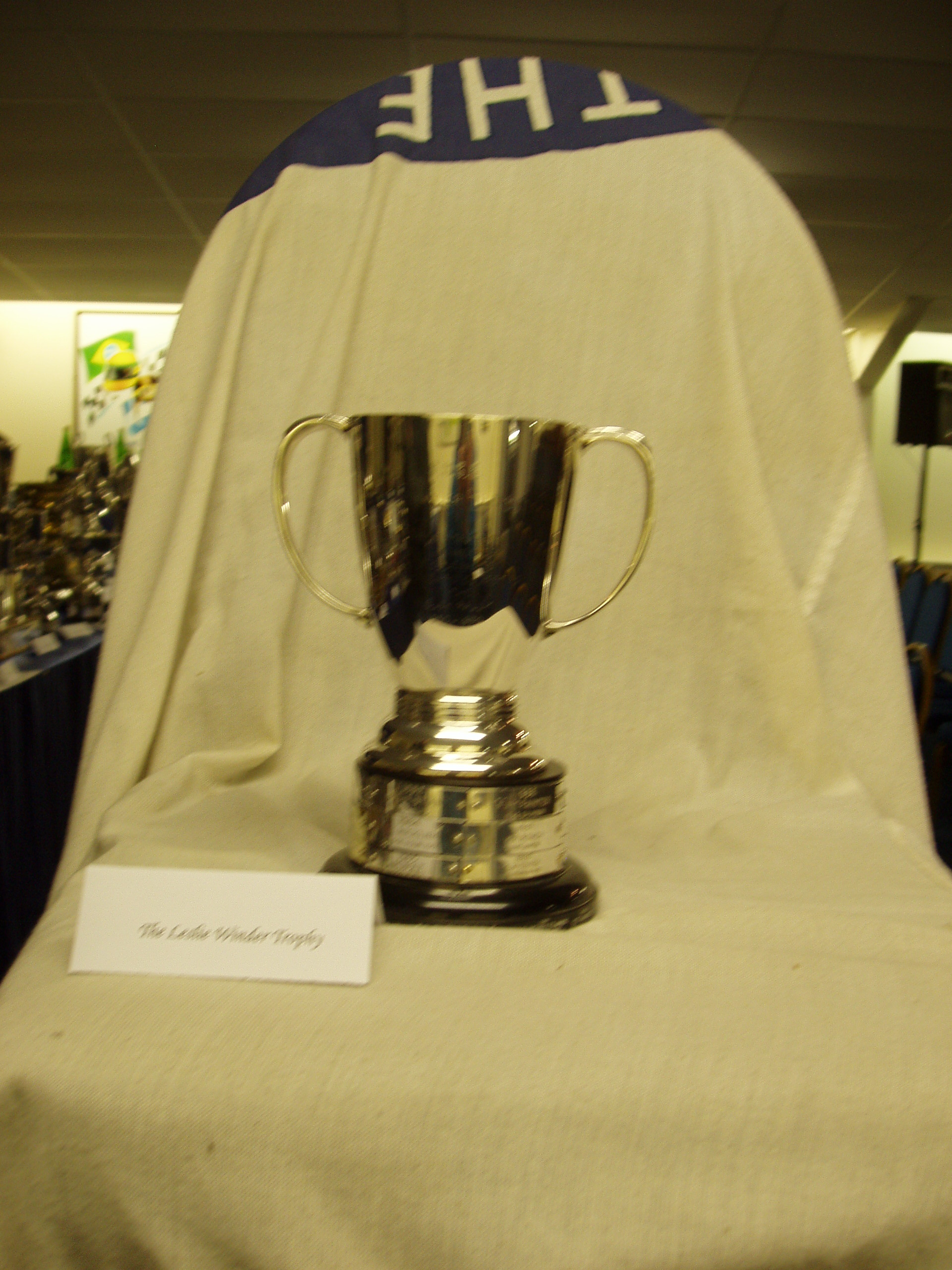 LESLIE WINDER TROPHY cover