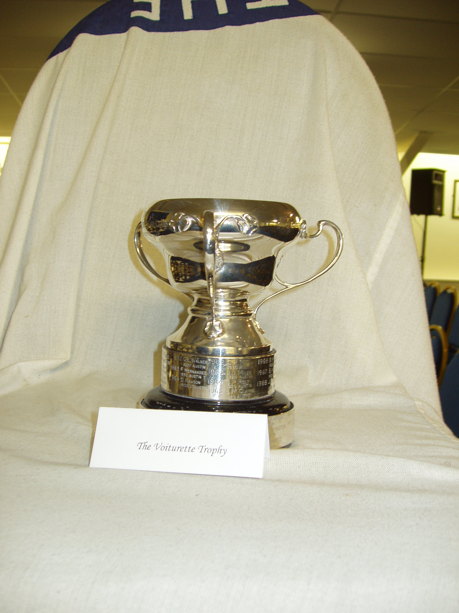 VOITURETTE TROPHY cover