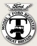 Model T Ford Register of GB image
