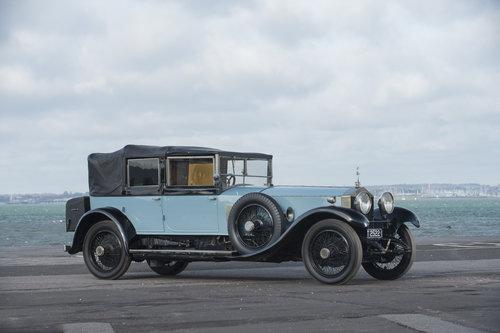 1924 Rolls Royce Mountbatten