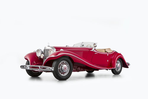 1935 Berlin Mercedes