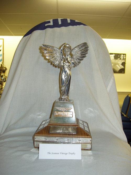 Vintage Seaman Trophy